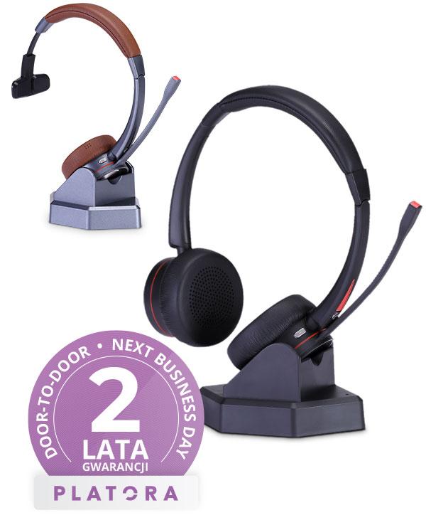 Słuchawki bezprzewodowe Platora Mobile